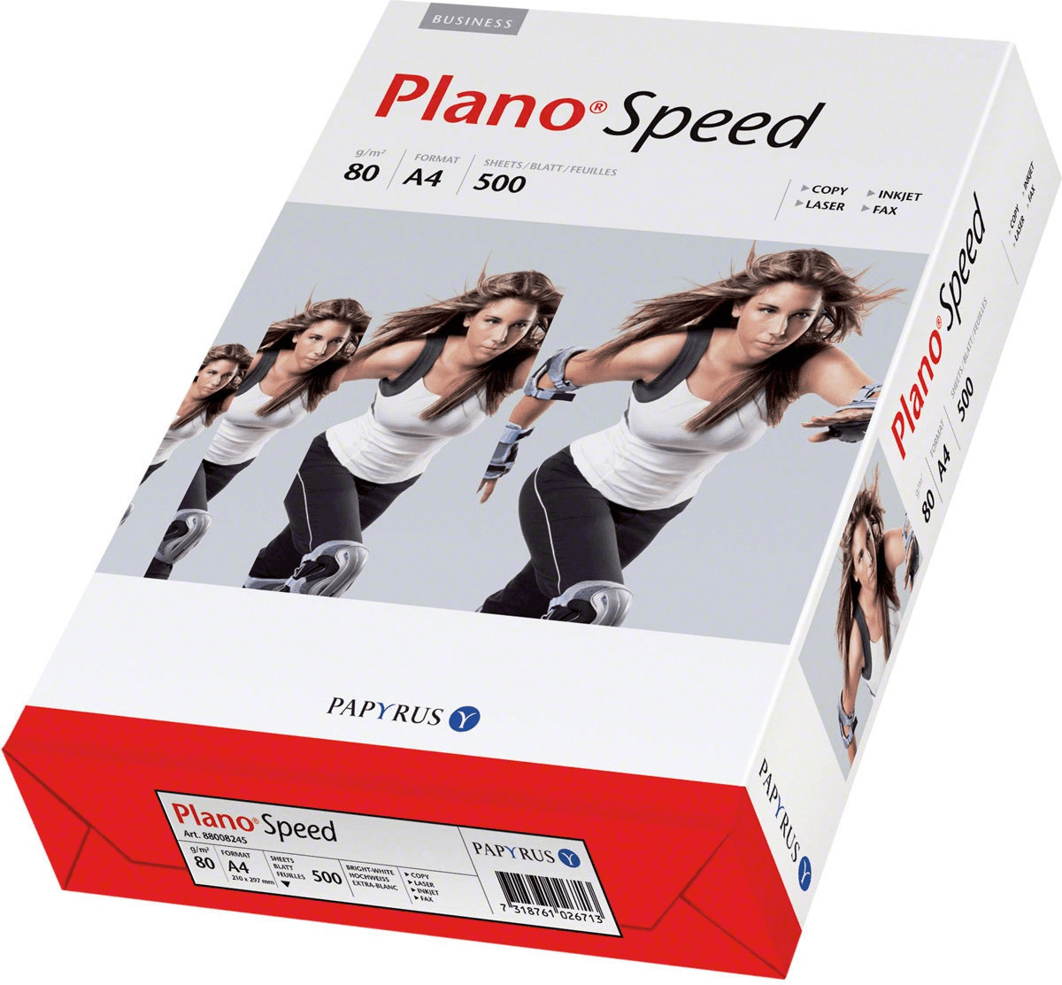PLANOSPEED80A4